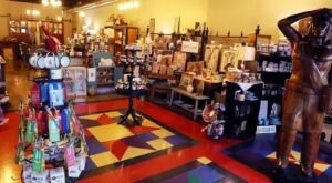 Vintage Wines And Finds Only Get Better With Age At Iowa's Farm Creek Antiques