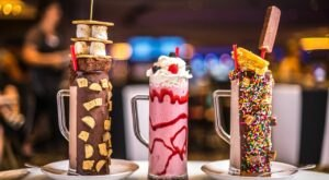 One Of The Sweetest Restaurants In The Country, The Sugar Factory, Just Opened In Delaware