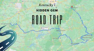 The Ultimate Kentucky Hidden Gem Road Trip Will Take You To 7 Incredible Little-Known Spots In The State