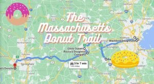 Take The Massachusetts Donut Trail For A Delightfully Delicious Day Trip