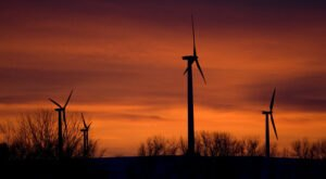 You Could Kill An Entire Afternoon At This Beautiful Indiana Wind Farm