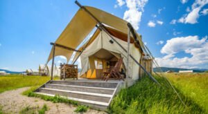 Montana's Beloved Glampground Getaway, Under Canvas, Is Truly One-Of-A-Kind