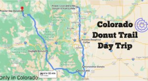 Take The Colorado Donut Trail For A Delightfully Delicious Day Trip