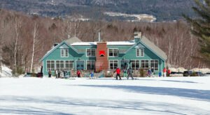For The Ultimate Ski Experience, Rent Your Own Private Mountain At This Resort In Maine