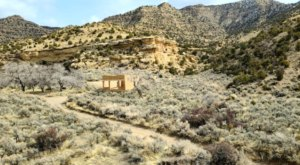 Explore Ancient Petroglyphs And An Old Mining Town On Sego Canyon Road In Utah