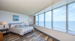 Wake Up To Incredible Endless Ocean Views At This Affordable New Jersey Airbnb