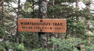 Wampahoofus Trail In Vermont Has A Wild Mythical Story And Is A Lovely Wilderness Hike