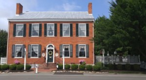 Offering A Perfect Dining Experience, Enjoy A Meal At Tousey House Tavern In Kentucky