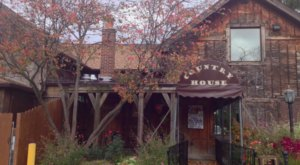 You May Have A Ghostly Encounter While Dining At The Country House Restaurant In Illinois