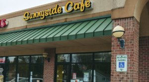 A Meal From Michigan's Delightful Sunnyside Cafe Is Sure To Brighten Up Your Day