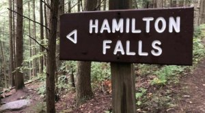 Escape To Hamilton Falls For A Beautiful Vermont Nature Scene