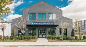 You'll Want To Spend All Day At Nashville's Newest Social Lounge, Land Of A Thousand Hills Coffee And Social