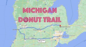Take The Michigan Donut Trail For A Delightfully Delicious Day Trip
