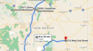 Take The New Mexico Donut Trail For A Delightfully Delicious Day Trip