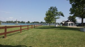 This Might Just Be The Most Beautiful Campground In All Of Metro Detroit