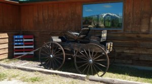 Wyoming's Charming Elk Mountain Museum Is A Spot Off The Beaten Path That's So Worth a Visit