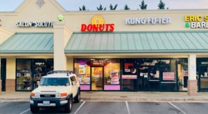 Home Of The Foot-Long Donut, Texas Donuts In Virginia Is A Bucket List Dessert Destination