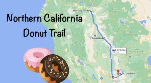 Take The Northern California Donut Trail For A Delightfully Delicious Day Trip