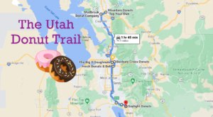 Take The Utah Donut Trail For A Delightfully Delicious Day Trip