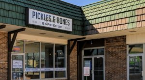 Pickles & Bones Barbecue In Ohio Only Cooks The Old-Fashioned Way With All Wood Fires