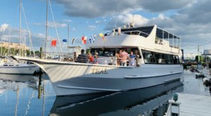 Rent Your Own Two-Story Party Boat In New Jersey For An Amazing Day On The Water