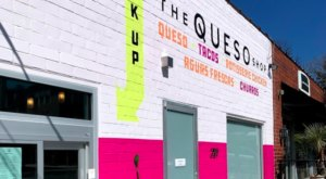This Walk-Up-Window Taco Shop In Georgia Was Named The Best Queso In Atlanta