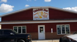 The Chicken Hut In Rolla, North Dakota May Not Look Like Much, But Their Food Is Delicious