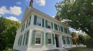 History Left A Definite Mark At This One Fascinating Spot In Maine