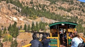 This Open Air Train Ride In Colorado Is A Scenic Adventure For The Whole Family