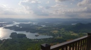 The Magnificent Overlook In Georgia That's Worthy Of A Little Adventure