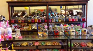 The Absolutely Whimsical Candy Store In Wyoming, Cowtown Candy Will Make You Feel Like A Kid Again