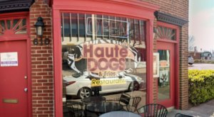 Haute Dogs & Fries Is A Delightful Local Restaurant With Some Of The Best Hotdogs And Hamburgers In Virginia