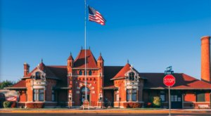 Housed Inside Of A 1903 Train Depot, This Historic Musem Is A Time Capsule Of Idaho History