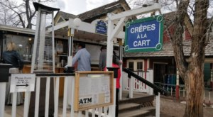There Is A Reason The Lines Are Always Long At The Mouthwatering Crepes a la Cart In Colorado