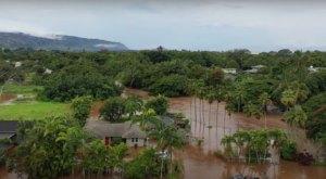 Surreal Footage Shows The Devastating Recent Flooding Across The Hawaiian Islands