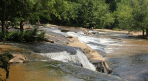 A Waterfall Lover's Dream, The Cedar Falls Hike In South Carolina Passes Cascade After Cascade
