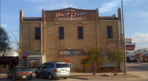Blair Is A Small Town With Only 1,000 Residents But Has Some Of The Best Food In Oklahoma