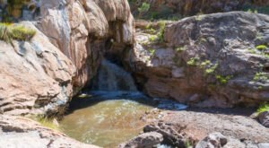 6 Easy-Access New Mexico Waterfalls That Are Perfect For A Summer Adventure