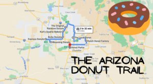Take The Arizona Donut Trail For A Delightfully Delicious Day Trip