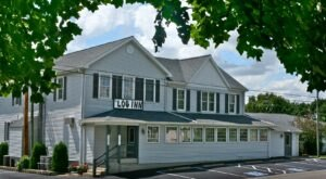 Eat Dinner Where Abraham Lincoln Once Did At The Log Inn, An Indiana Diner From The 1800s