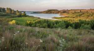 Camp Near Captivating Views At Kanopolis Lake In Kansas This Summer