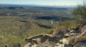 Enjoy Some Of The Most Breathtaking Views In Tucson On Blackett's Ridge Trail In Arizona