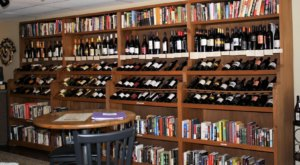 Sip Wine While You Read At This One-Of-A-Kind Bookstore In Maryland