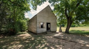 This Little-Known State Park Is Where The Texas Declaration Of Independence Was Signed In 1836