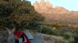 Enjoy Breathtaking New Mexico Landscapes When You Stay At Aguirre Spring Campground This Summer