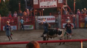 The Longest Running Jackpot Bull Riding Rodeo In The Southeast Is Found At This Arena In North Carolina