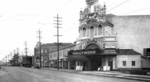 Built In 1926, The Hollywood Theatre Is An Oregon Landmark