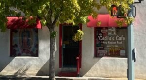 Home Of The 10-Pound Burrito, Cecilia's Café In New Mexico Shouldn't Be Passed Up