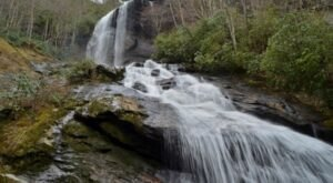 A Waterfall Lover's Dream, The Flat Creek Hike In North Carolina Passes Cascade After Cascade