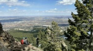 The Royal Arch Trail Offers Some Of The Most Breathtaking Views In Colorado